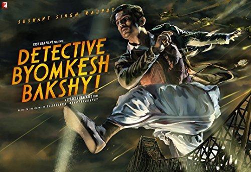#8: Detective Byomkesh Bakshi