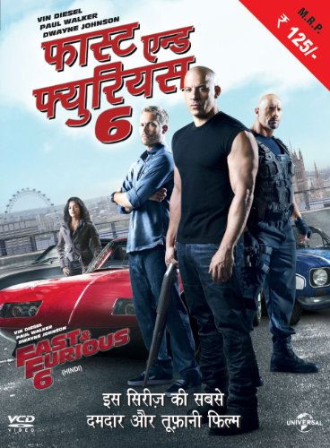 #10: Fast & Furious 6 (Hindi)